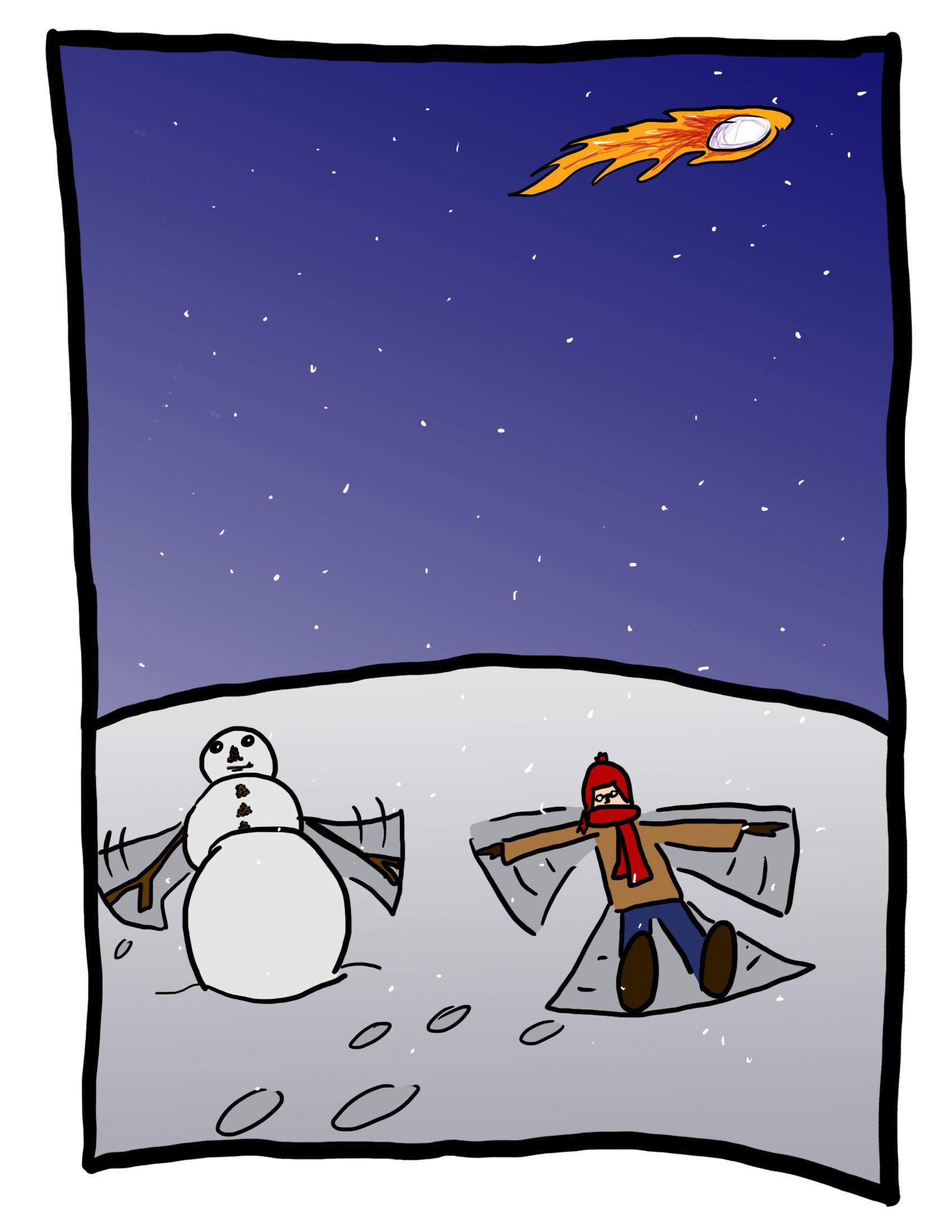 Every Snowman Dies 4