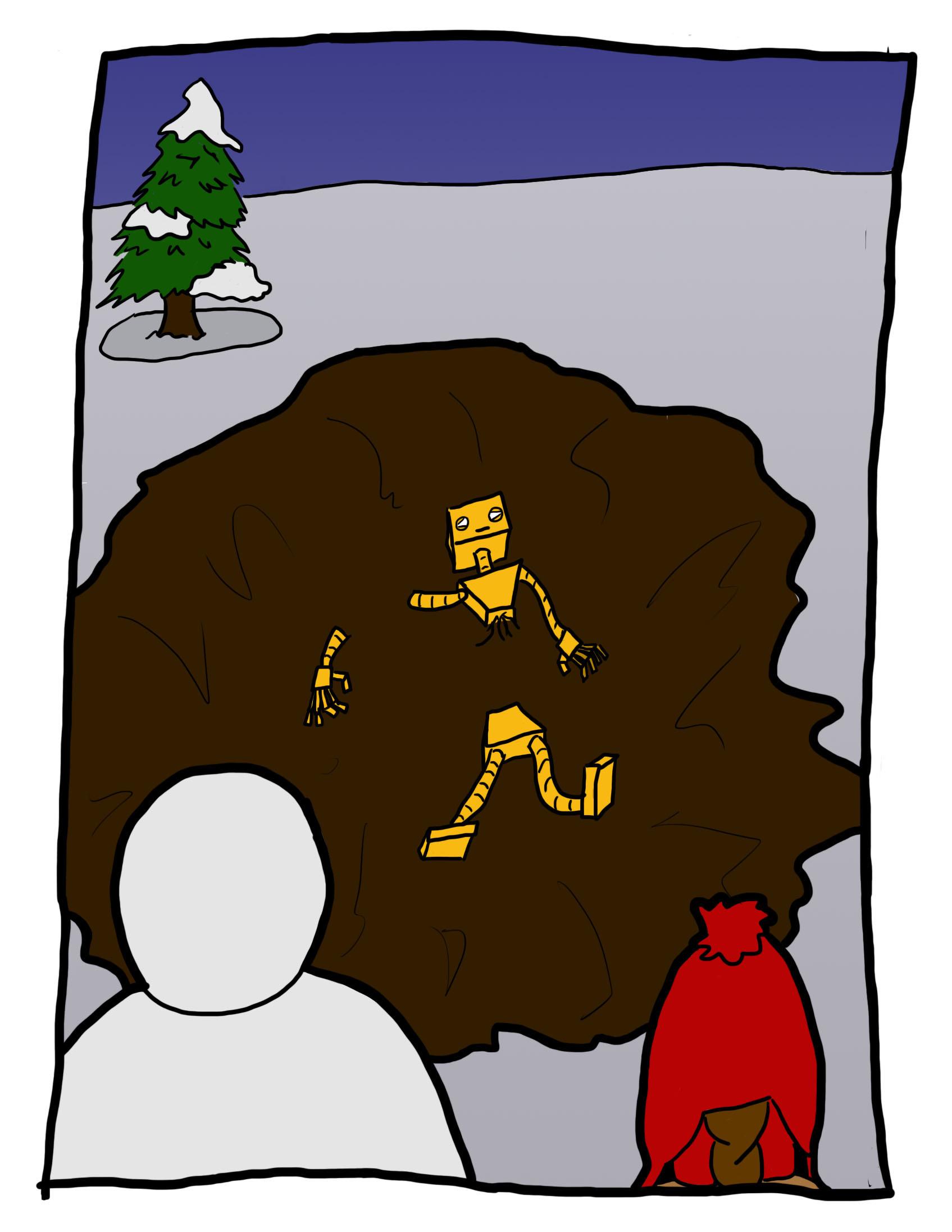 Every Snowman Dies 6
