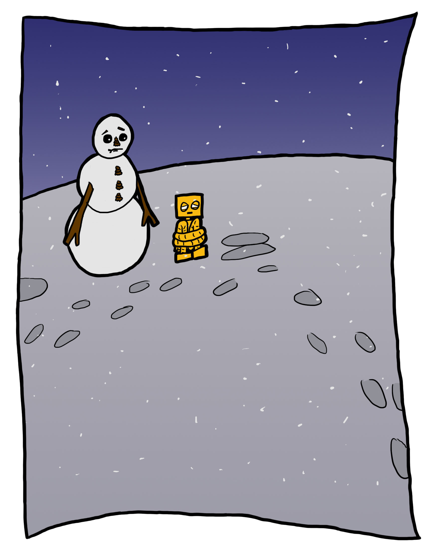 Every Snowman Dies 9