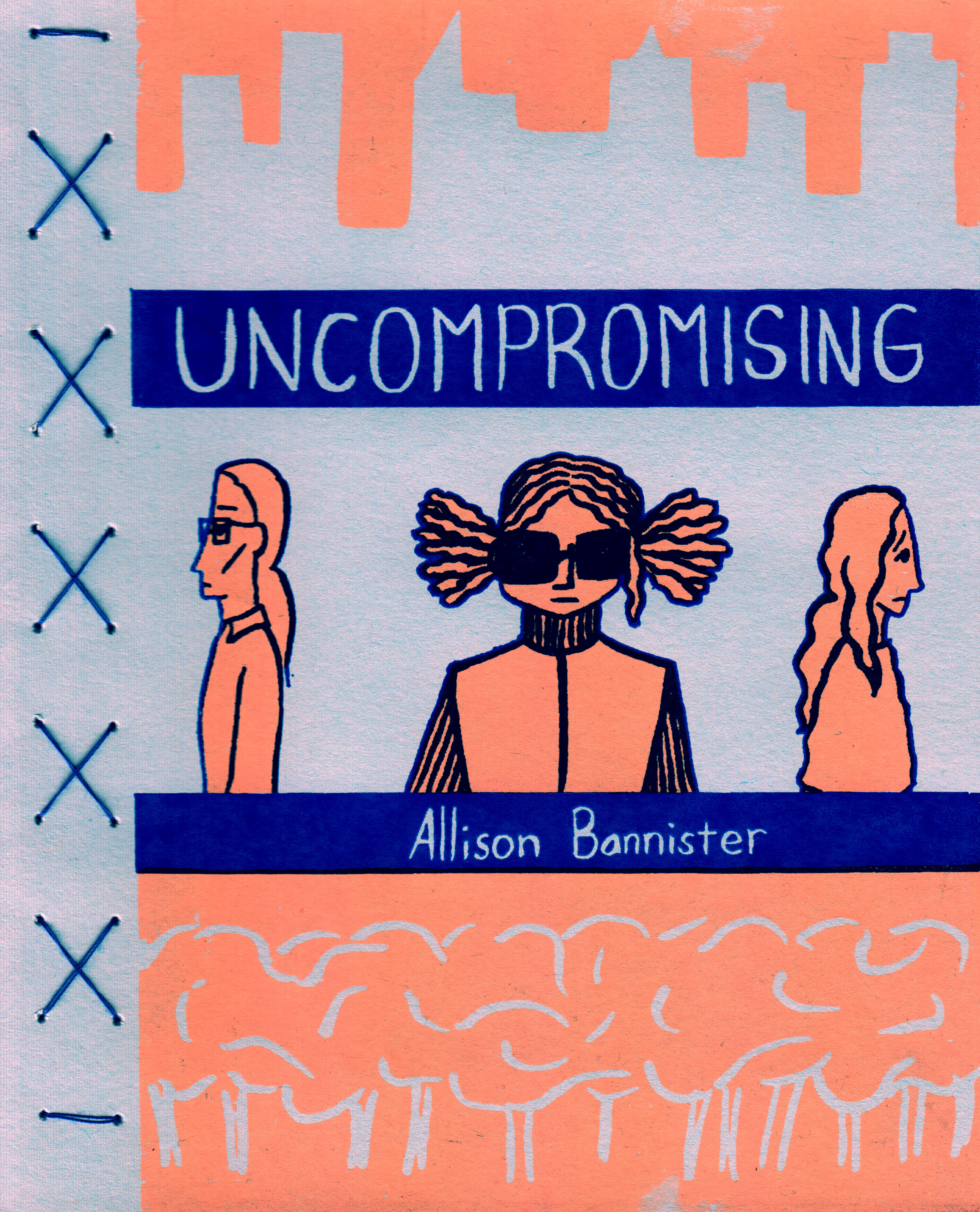 Uncompromising Cover