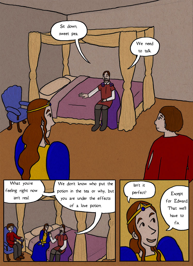 Wits End 5 Page 32