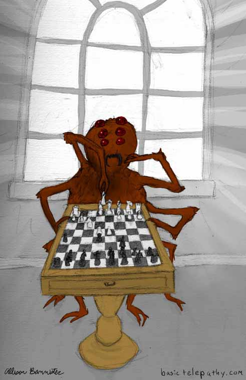 chess spider